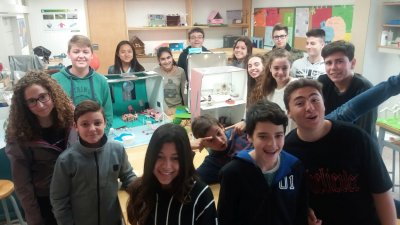 "2n ESO, projecte ""A sustainable house"""